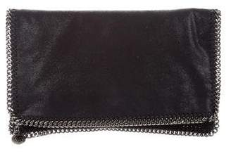 Stella McCartney Falabella Flap Clutch