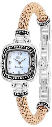 Ecclissi watches Women's Quartz Bangle Watch, 25mm