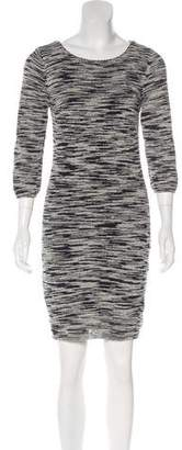 Alice + Olivia Knit Knee-Length Dress