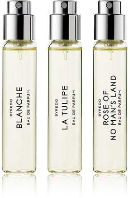 Byredo Women's La Sélection Florale - Blanche & Tulipe & Rose of No Man's Land Eau de Parfum