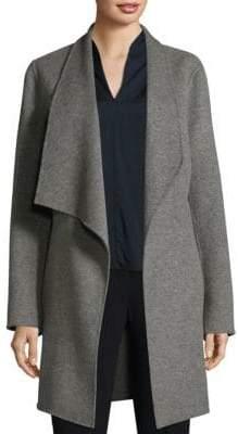 Elie Tahari Christina Wool Coat