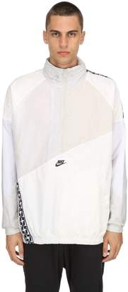 Nike Nsw Taped Woven Anorak Jacket