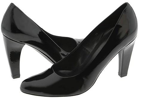 Vaneli - Sarah (Black Blazon Patent)
