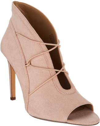 G.I.L.I. Got It Love It G.I.L.I. Peep Toe Bungee Front Booties - Kaarina