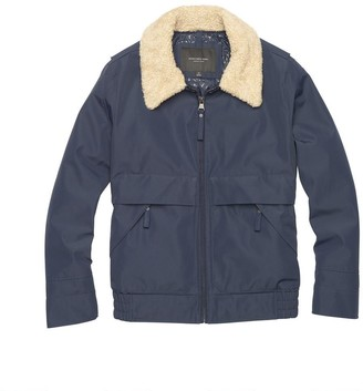 Andrew Marc PORTER AVIATOR JACKET