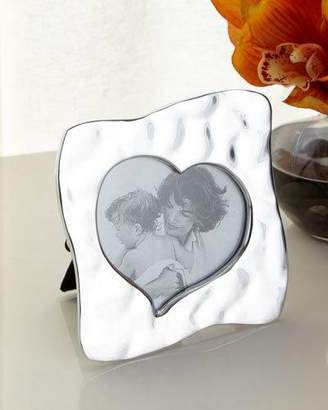 """Beatriz Ball Giftables Curved Heart Picture Frame, 5""""Sq."""