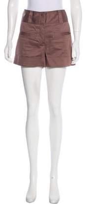 Diane von Furstenberg Carrie Mini Shorts