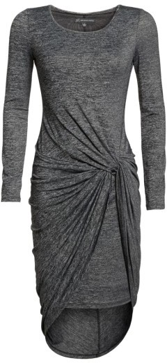 Women's Adrianna Papell Jaspee Knot Midi Dress 2