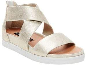 Steve Madden Steven by Florence Suede Strappy Open-Toe Sandals