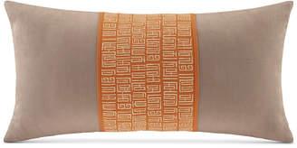 "Natori Nara 10"" x 20"" Embroidered Decorative Pillow"