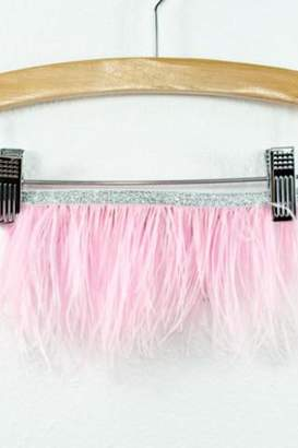 Oh Baby Feather Tutu Topper