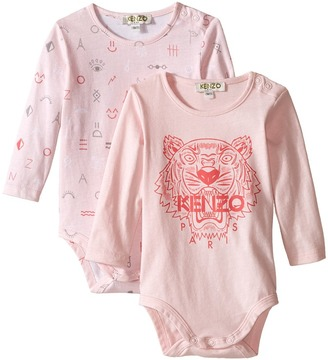 Kenzo Kids - Aza T Bodysuit Girl's Jumpsuit & Rompers One Piece $79 thestylecure.com