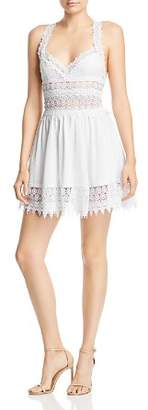 DAY Birger et Mikkelsen Charo Ruiz Ibiza Marilyn Lace Mini Dress