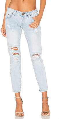 One Teaspoon Freebirds $138 thestylecure.com