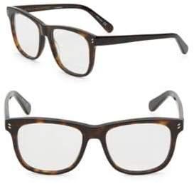 Stella McCartney 52mm Tortoise Shell Optical Glasses