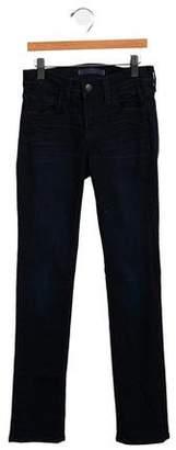 J Brand Girls' Low-Rise Skinny Jeans