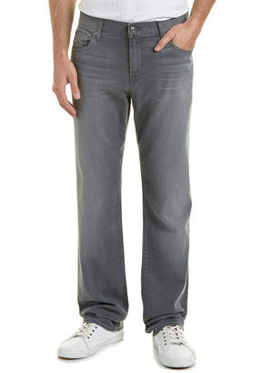 7 For All Mankind Seven 7 The Standard Grey Shadow Wash Straight Leg