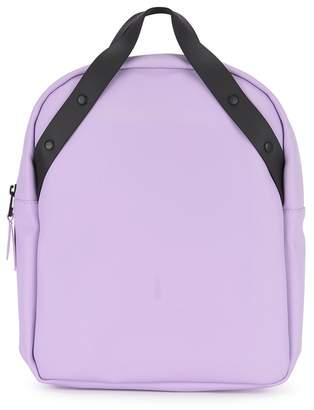 9a2c946a53 Rains Backpack Go Waterproof Matte Shell Backpack