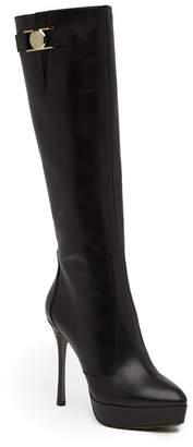 Versace Platform Heel Boot