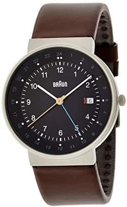 Braun [ブラウン 腕時計 GMT BN0142BKBRG メンズ 【正規輸入品】