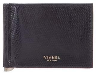 Vianel Lizard Bifold Wallet