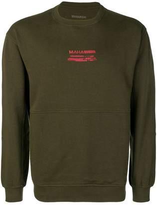 MHI crew neck sweatshirt