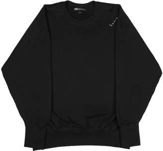 Y-3 Y 3 Sashiko Slogan Sweater