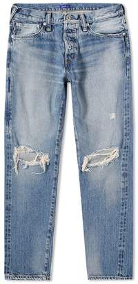 Denim By Vanquish & Fragment Denim by Vanquish & Fragment Distressed Tapered Jean