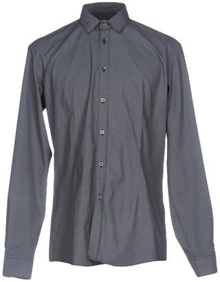 Grey Daniele Alessandrini Shirts - Item 38649222SG
