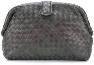 Bottega Veneta woven effect clutch
