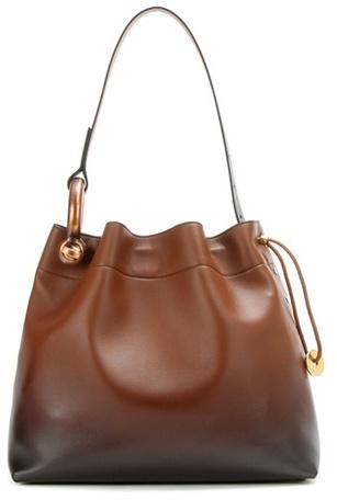 Tom Ford Medium Hook gradient leather shoulder bag