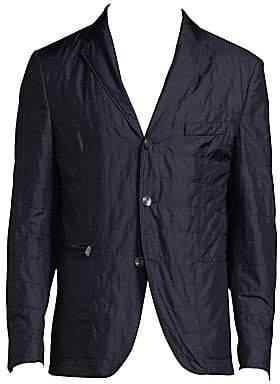 Corneliani Men's Quilted Jacket