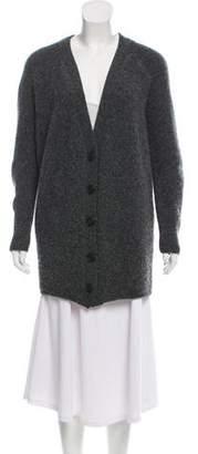 Prada Oversize Wool Cardigan