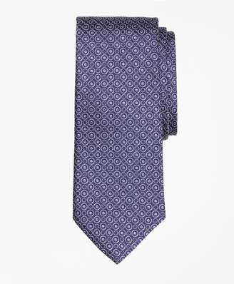 Brooks Brothers Alternating Open Circle Tie