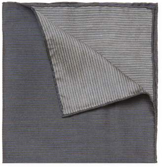 John Varvatos Collection Men's Denim Pocket Square