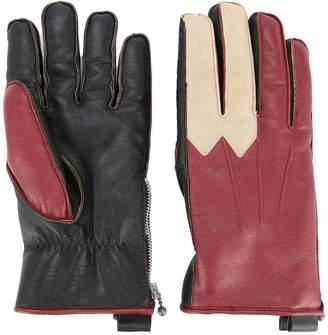 Addict Clothes Japan color block gloves