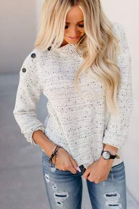 Bailey Button Neck Sweater