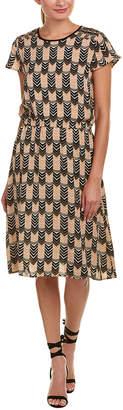 Velvet by Graham & Spencer Abby Midi Dress