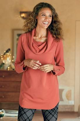 Soft Surroundings Valerie Pullover Tunic