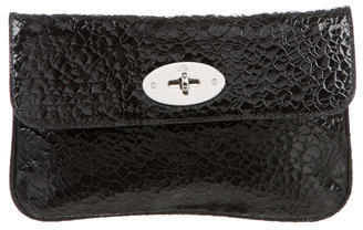 Mulberry Clemmie Clutch $325 thestylecure.com