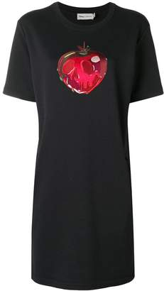 Coach x Disney Poison Apple T-shirt dress