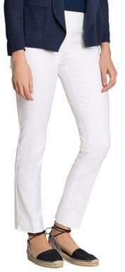 Nic+Zoe Petite Petite Solid Slim-Fit Pants