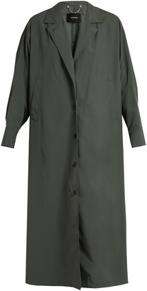Kilo oversized trench coat