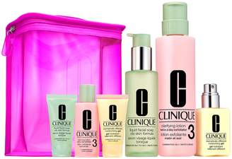 Clinique Great Skin Home & Away Set for Skin Types III & IV
