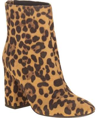 Mo Mo MoMo Women's Block Heel Ankle Boot