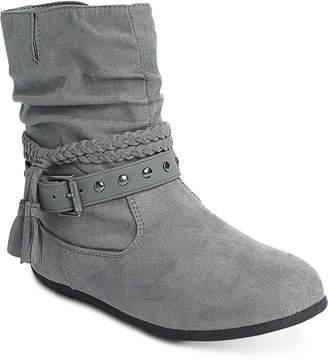 Rampage Little & Big Girls Tassel Ankle Boots