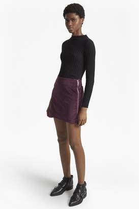 French Connection Canterbury Cord Skirt