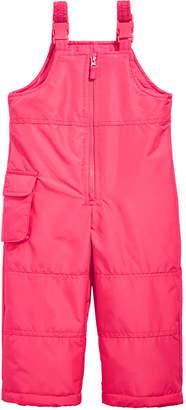 London Fog Little Girls Ski Bib Pants