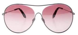 Victoria Beckham Oversize Aviator Sunglasses w/ Tags