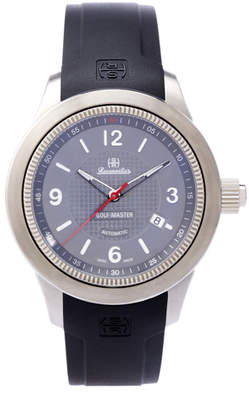 Brooks Brothers Reconvilier Hercules Golf Master with Titanium Dial